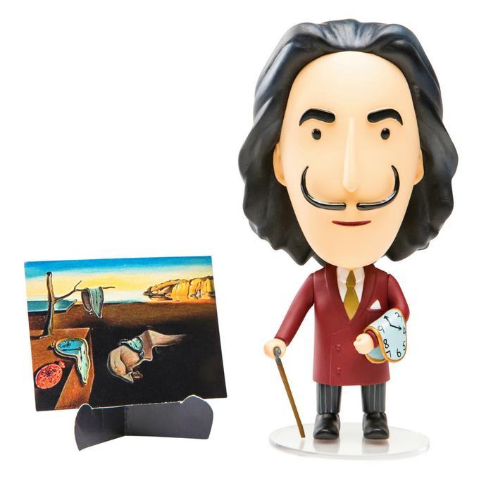 Salvador Dali Action Figure