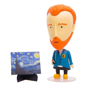 Vintage Van Gogh Action Figure