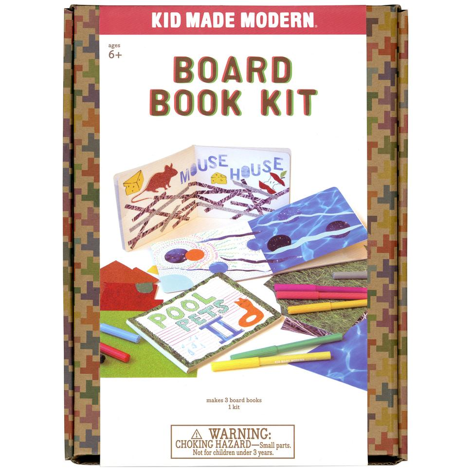 Board Book Craft Kit