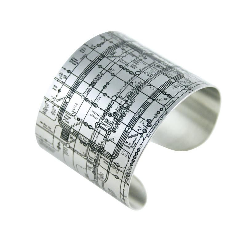 Design Hype Metro Cuff by Tiffany Burnette