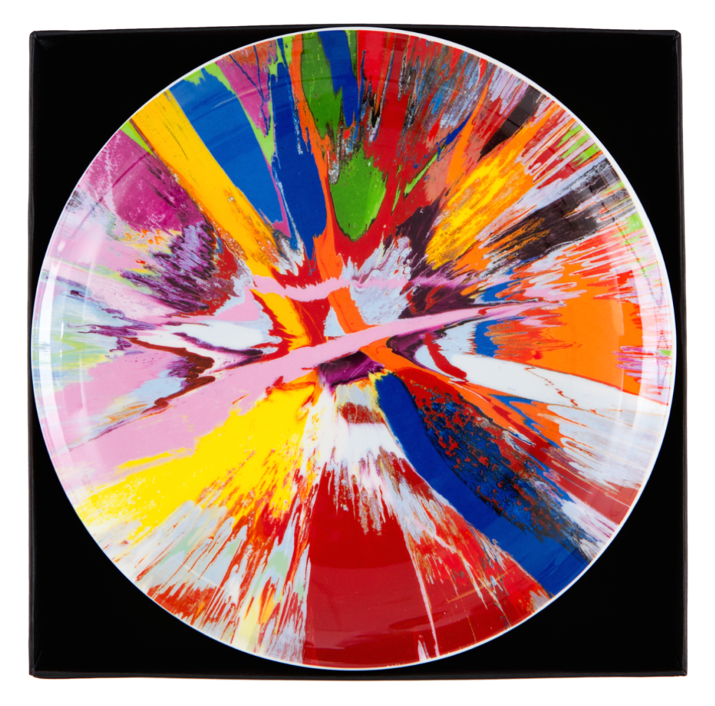 DAMIEN-HIRST-BEAUTIFUL-AMORE-GASP-EYES-FLUTTERING-PLATE-HOME-DECOR-DINING-GIFT-CHINA-SPINNING-ourgallerystore-museum-store-contemporary-art-high-design-functional-art