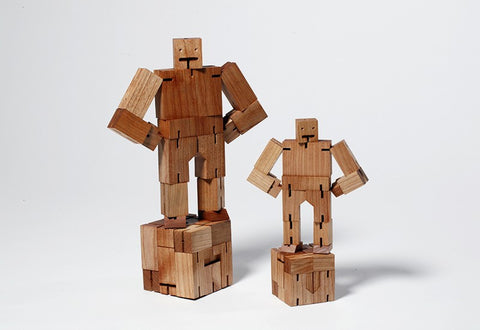 DAVID-WEEK-CUBEBOT-ROBOT-TOY-PUZZLE-AREAWARE-CUBE-WOODEN-KIDS-PLAY-HANDCRAFT-ECO-FRIENDLY-ourgallerystore-museum-store-contemporary-art-high-design-functional-art