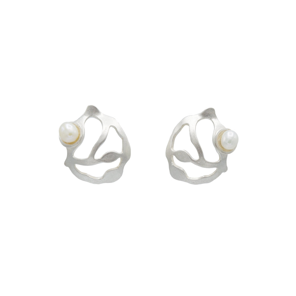Denisa Piatti Stud Earrings