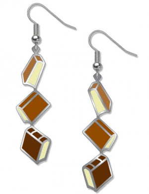 David Howell Books Earrings