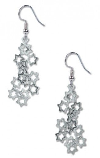 David Howell Sarah's Stars Earrings