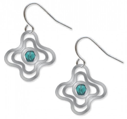 David Howell Soul Disk Earrings
