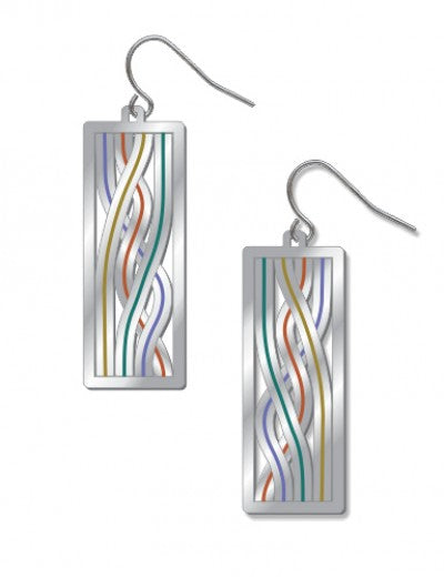 X David Howell String Theory Earrings