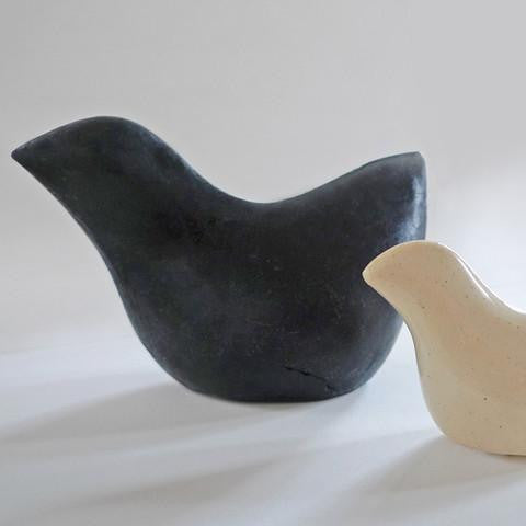 GOODS THAT MATTER BLACK BIRD SOAP HOME BATH CERAMICS ourgallerystore museum store contemporary art high design functional art
