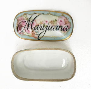 Angela Rossi Marijuana Box