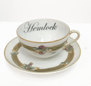 Angela Rossi Hemlock Tea Cup Set