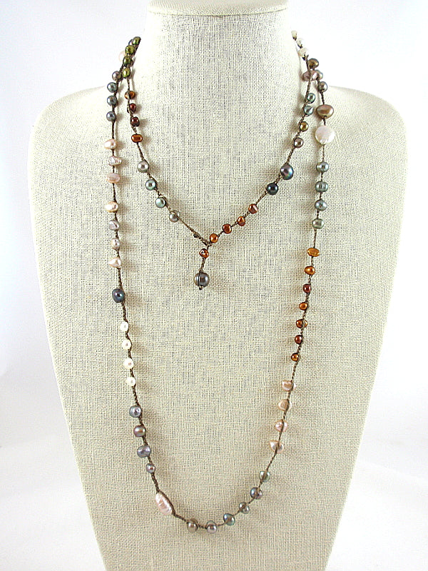 The Island Pearl Freshwater Pearl Necklace