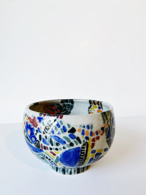Joanne Jaffe: Tall Bowl