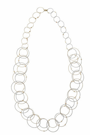 Meghan Patrice Riley Interlock Necklace