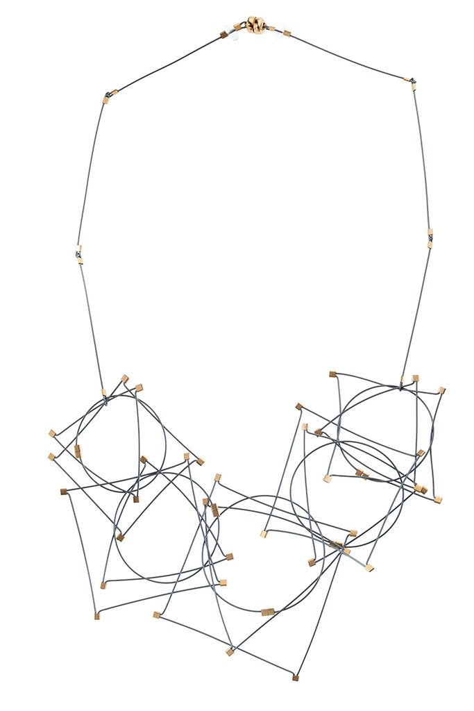 Meghan Patrice Riley Short Shape Necklace