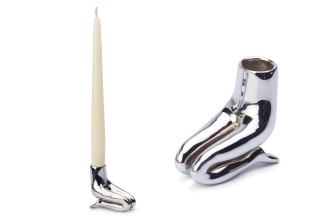 Mukul Goyal- Heads Up Candle Stand