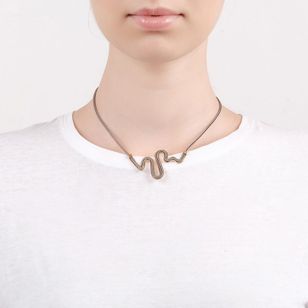Ori Tao Vibes Simple Necklace