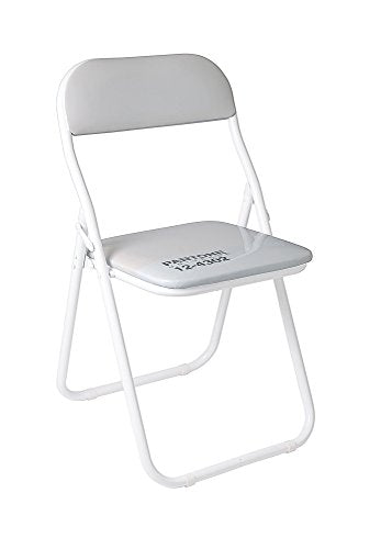 Seletti: Pantone Folding Chair White 12-4302