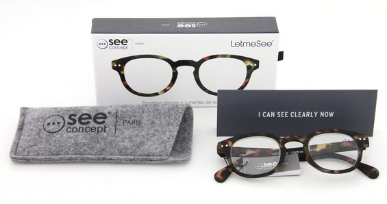 Let Me See Reading Glasses - See Concept Style #C