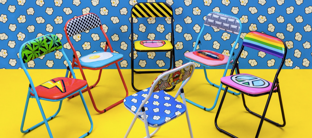Seletti Folding Chairs