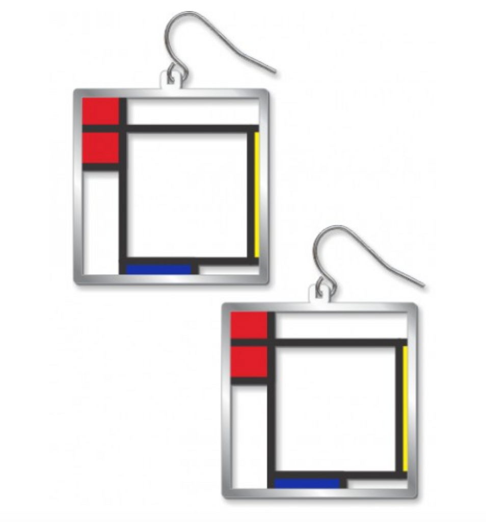David Howell - Composition Earrings