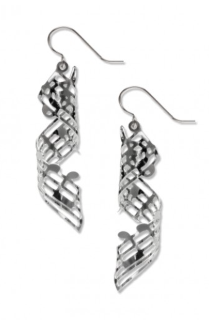 David Howell - Mozart's Magic Flute Earrings