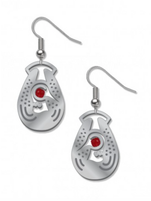David Howell - Great Northern Loon Earrings