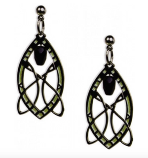 David Howell - Sullivan Stock Exchange Earrings