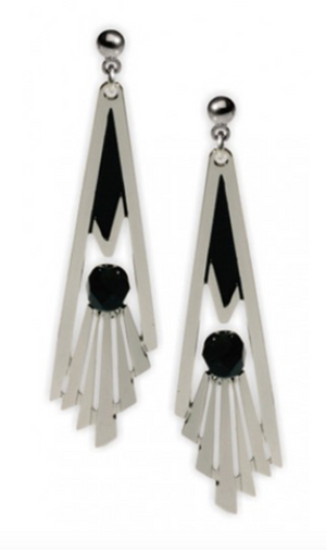 David Howell - Grand Staircase Rail Detail Earrings