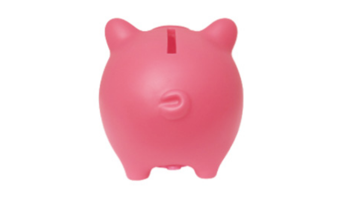 Coink Small Piggy Bank