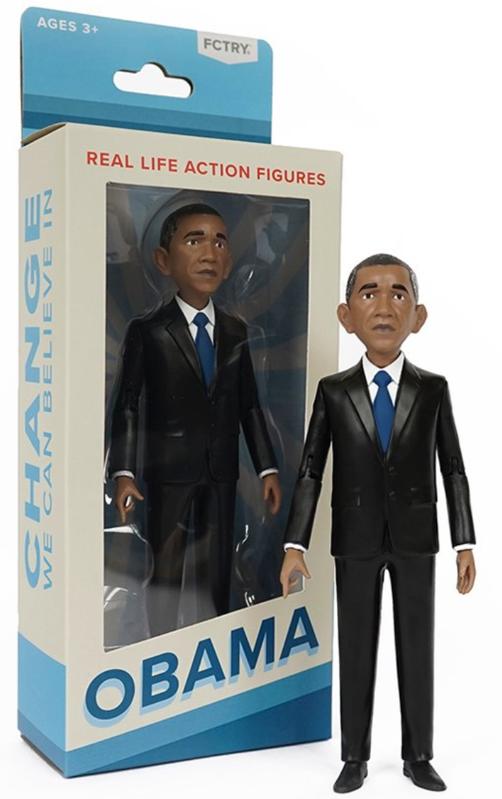 Real Life Action Figures