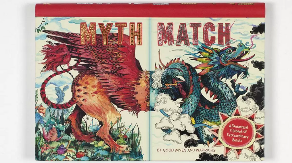 Myth Match Book