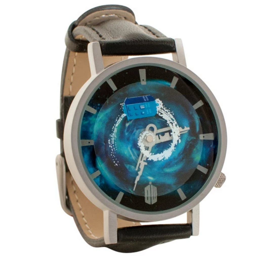 "Doctor Who ""Time Vortex"" Watch"