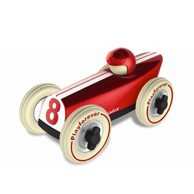 Midi Buck Toy Racecar by Julian Meagher