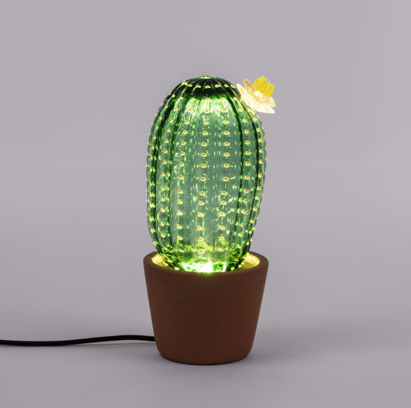Desert Sunrise Lamp