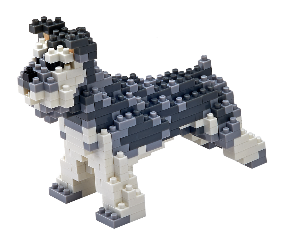Tico Mini Brick Animals
