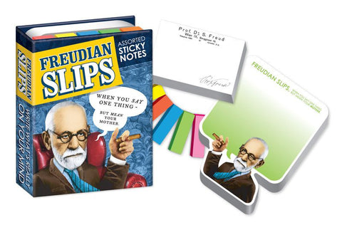UNEMPLOYED-PHILOSOPHERS-GUILD- FREUDIAN-SLIPS-STICKY-NOTES-MEMO-SET-PAPER-GIFT-BOX-ourgallerystore-museum-store-contemporary-art-high-design-functional-art