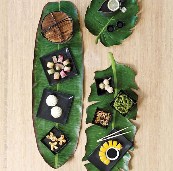 Banana Leaf Runner