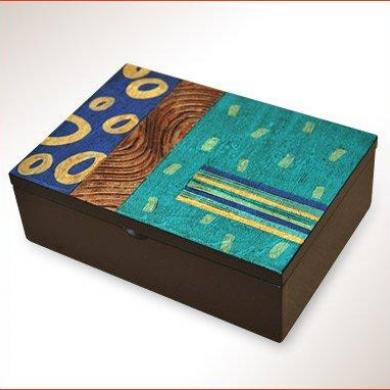 Hand Painted Boxes