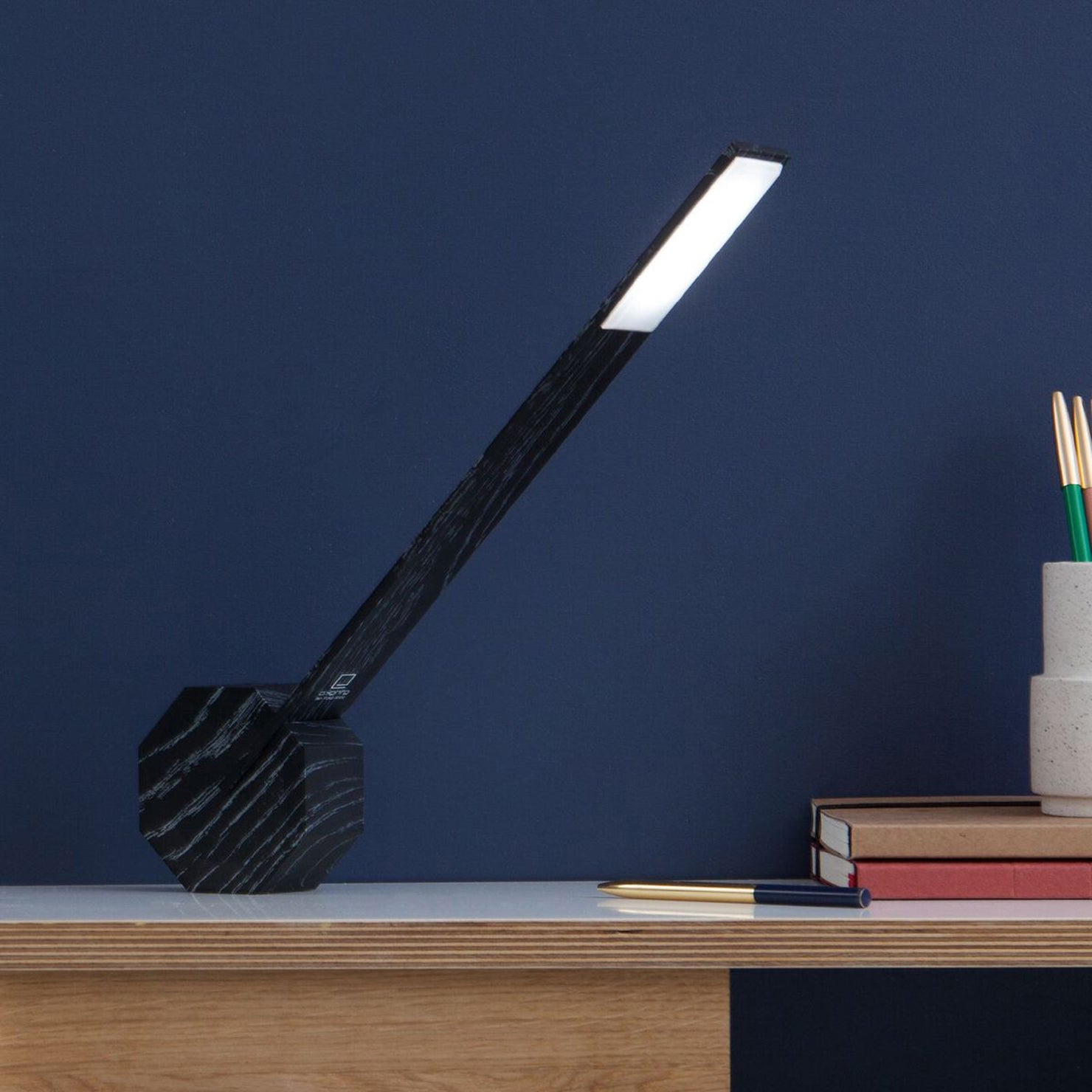 Octagon One Desk Lamps