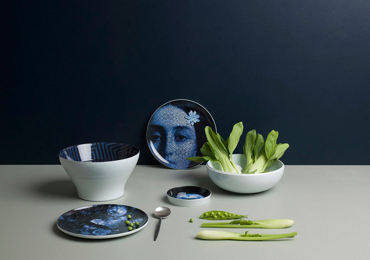 iBride Yuan Osorio - Stackable Dinner Set