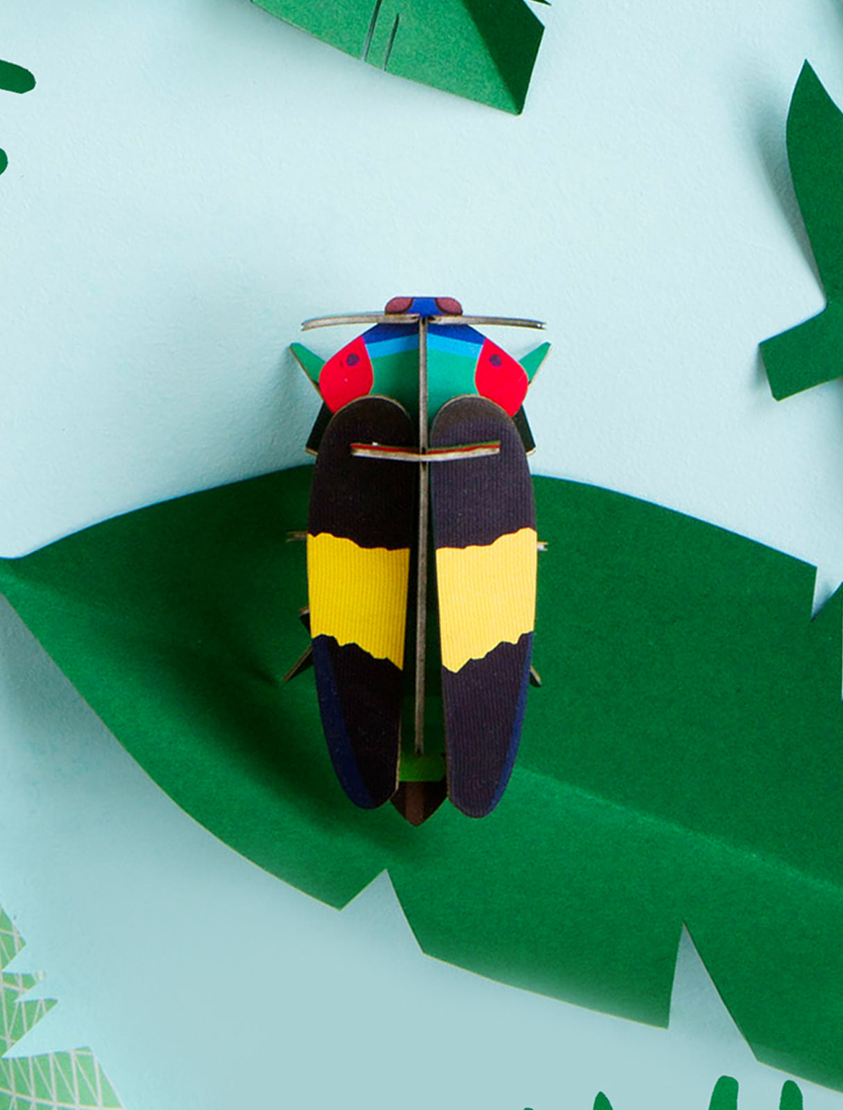 Beetle paper kit - Jewel