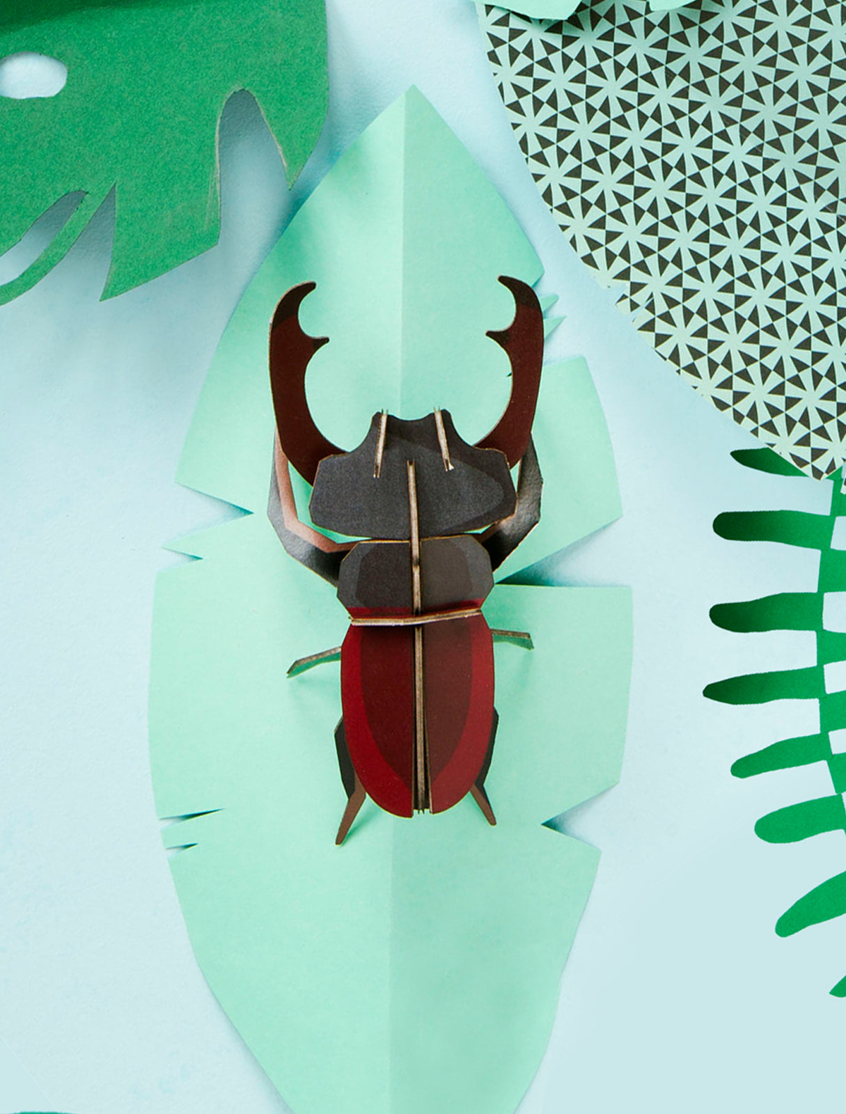 Beetle paper kit- Stag