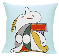 Jules Pansu Picasso Pillows