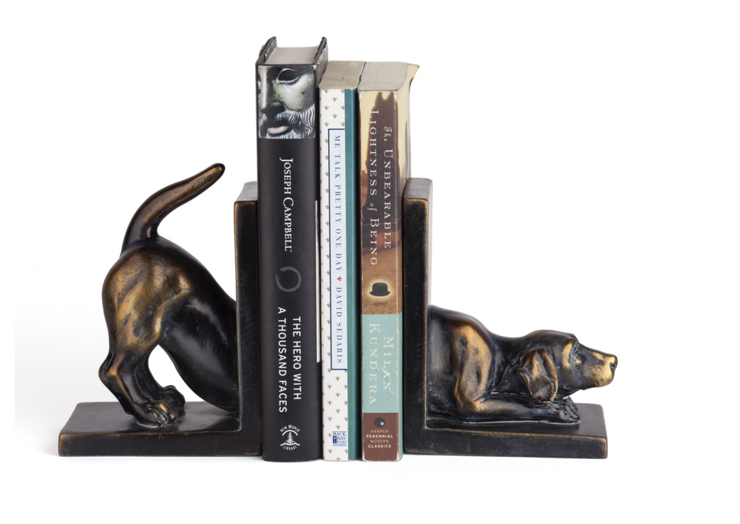 Labrador Retriever Bookend Set