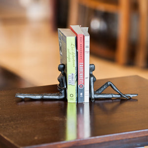 Danya B. Ladies Stretching Metal Bookend Set