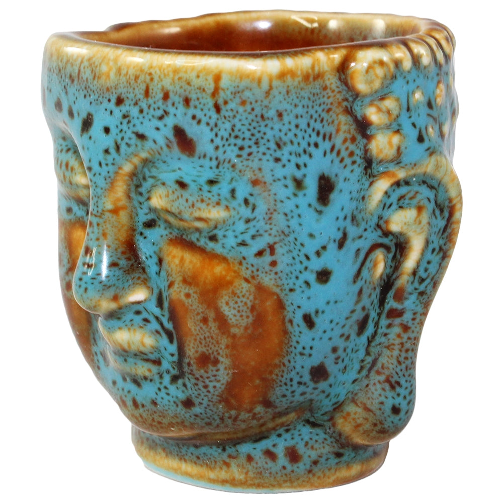 Buddha Serene Mini Ceramic Cup