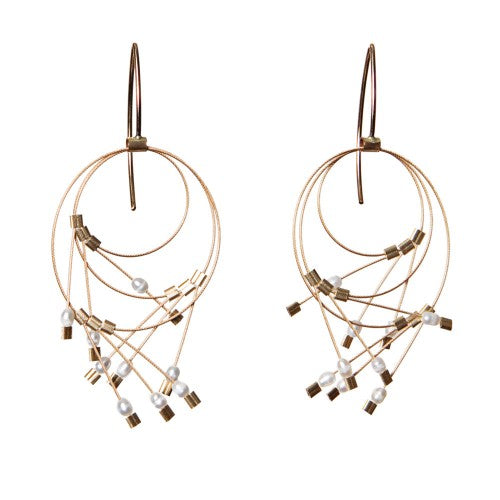Meghan Patrice Riley Vertigo Earrings