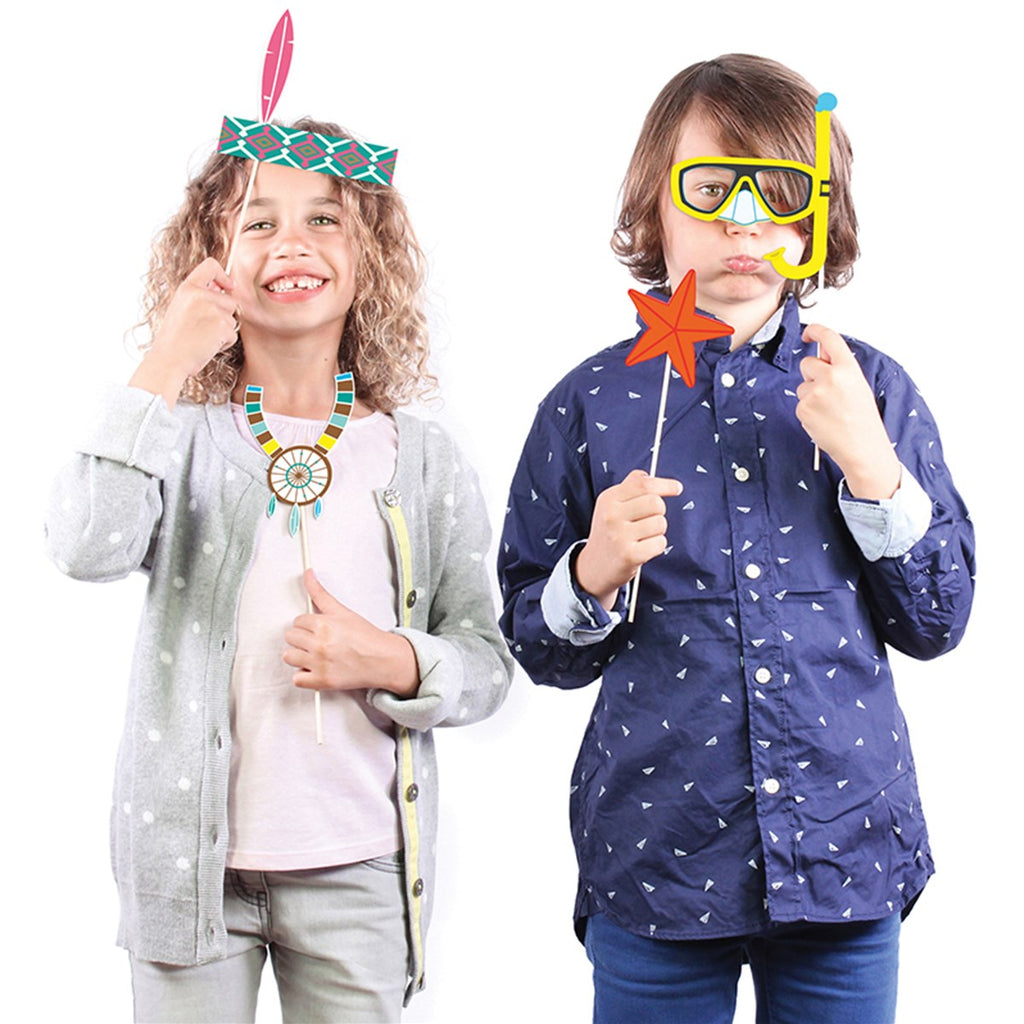 DOIY - Photo Booth Props (Kids)