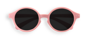Izipizi Sun Kids Pink Children's Sunglasses for ages 0-12 months