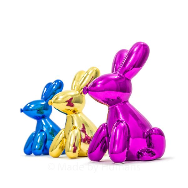 Balloon Bunny Banks